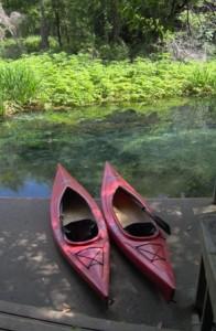 29 Ichetucknee Canoe boats
