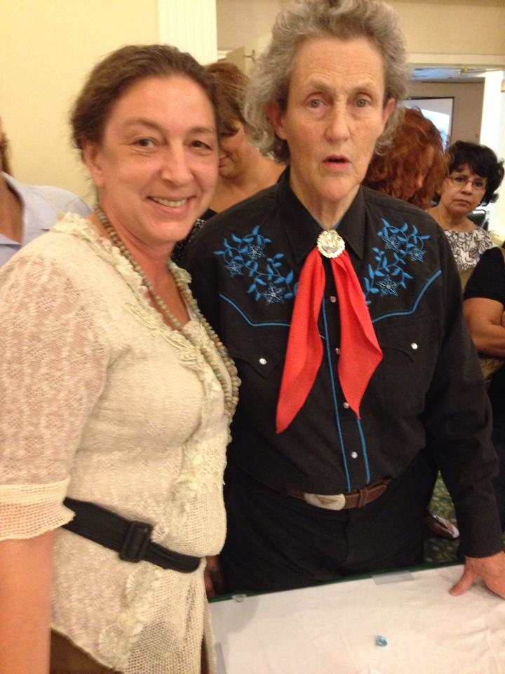 Temple Grandin 7-2015, 2